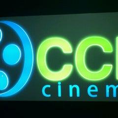 Photo taken at CCM Cinemas by Ivan V. on 9/28/2012