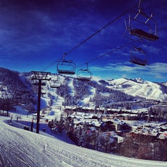 Photo taken at Sterling Express Lift by Lalisa L. on 1/16/2013