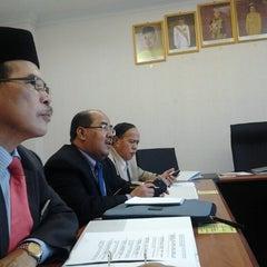Photo taken at Pejabat Ketua Menteri Melaka by Mohamad Norman R. on 12/12/2012