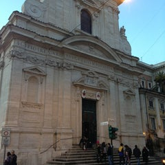 Photo taken at Chiesa di Santa Maria della Vittoria by Alexander B. on 3/19/2013