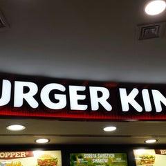 Photo taken at Burger King by Adam G. on 5/2/2014