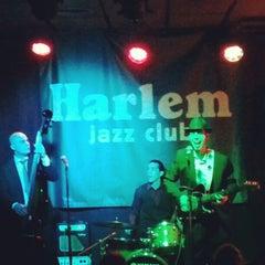 Photo taken at Harlem Jazz Club by Gustavo D. on 2/12/2013