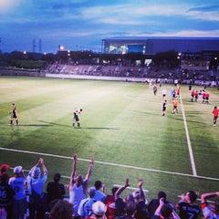 Photo taken at Maryland SoccerPlex by Luke S. on 6/27/2013