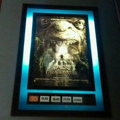 Photo taken at Cine Hoyts by Juan M. on 3/15/2013