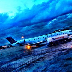 Photo taken at Tulsa International Airport (TUL) by Kipton C. on 2/4/2013