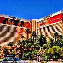 Photo taken at The Mirage Hotel & Casino by Kipton C. on 6/21/2013