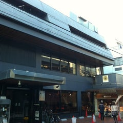 Photo taken at とんかつ まい泉 青山本店 by taenamu K. on 11/3/2012