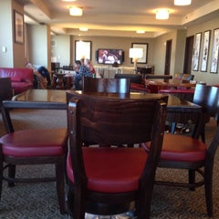 Photo taken at Executive Lounge by Alex L. on 10/19/2014