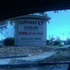 Photo taken at Safeway by Arjay S. on 12/9/2012