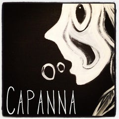 Photo taken at Capanna Coffee by Gregory J. on 12/3/2012
