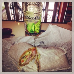 Photo taken at Potbelly Sandwich Shop by Armira C. on 3/12/2014