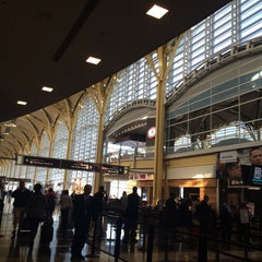 Photo taken at Terminal B by Eric A. on 11/5/2015