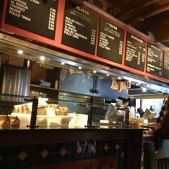 Photo taken at Felipe's Taqueria by Eric A. on 3/3/2013