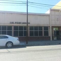 Photo taken at US Post Office - Inglewood by tony m. on 3/11/2013