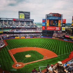 Photo taken at Citi Field by Bret R. on 7/21/2013