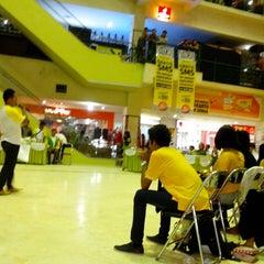 Photo taken at Palangkaraya Mall (PALMA) by Adhel S. on 5/15/2013