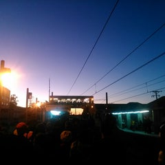 Photo taken at Metro Valparaiso - Estación El Salto by Enrique R. on 8/25/2014