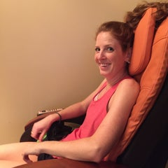 Photo taken at Queen Nails And Spa by Caitlin on 8/13/2015