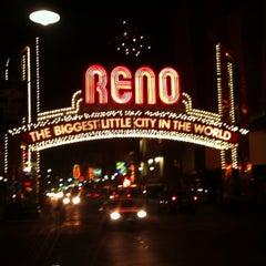 Photo taken at Circus Circus Reno Hotel & Casino by Alec H. on 1/19/2013