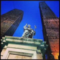 Photo taken at Torre Degli Asinelli by Sabato L. on 2/3/2013