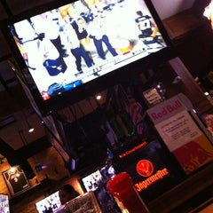 Photo taken at Majerle's Sports Grill by Thomas P. on 1/8/2013