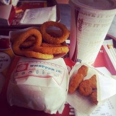 Photo taken at Burger King by Jean C. on 2/22/2013