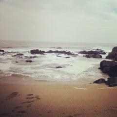 Photo taken at Isla Negra by Rocío N. on 6/22/2013