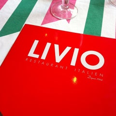 Photo taken at Chez Livio by Lolie d. on 1/27/2013