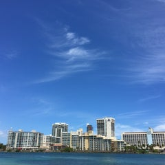 Photo taken at Caribe Hilton by Stefanie N. on 8/14/2015