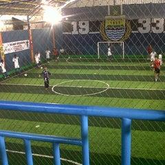 Photo taken at Futsal 35 by fia a. on 5/24/2013