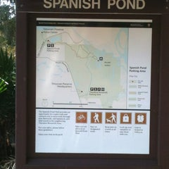 Photo taken at Spanish Pond at the Timucuan Preserve by Radesh S. on 11/20/2012