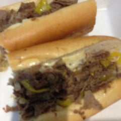 Photo taken at Philly Steak & Gyro by Renee' A. on 9/20/2014