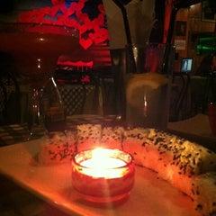 Photo taken at La Regata Pub by Giannina A. on 2/14/2014