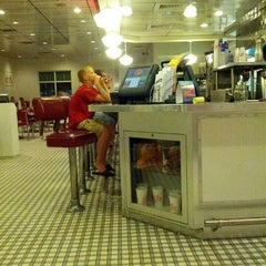 Photo taken at Johnny Rockets by Ken on 4/11/2013