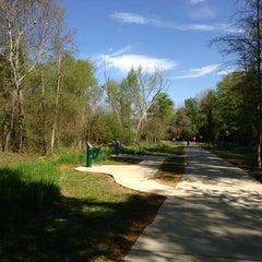 Photo taken at Paul G. Boorman Trail by j w. on 4/6/2013
