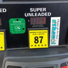 Photo taken at Hy-Vee Gas by Rob W. on 3/4/2014