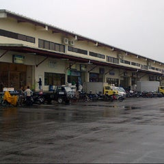 Photo taken at Terminal Cargo Bandara Juanda by Agus C. on 12/15/2012