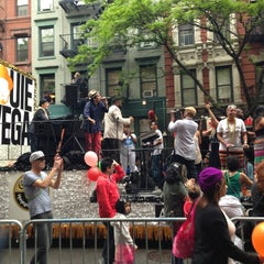 Photo taken at The 7th Annual Dance Parade & Festival 5.18.13 by Juliana B. on 5/19/2013