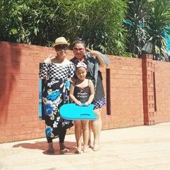 Photo taken at PN Seafood & Resort (พีเอ็น ซีฟู้ด แอนด์ รีสอร์ท) by ณัฏฐนันท์ ค. on 10/31/2014