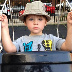 Photo taken at Park Slope Playground by Alex F. on 7/15/2013