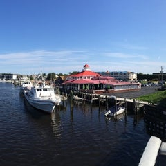 Photo taken at Lewes, Delaware by Ben T. on 7/23/2015