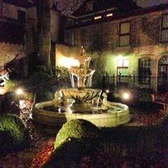 Photo taken at Jan Brito Hotel Bruges by Лилия on 12/10/2014