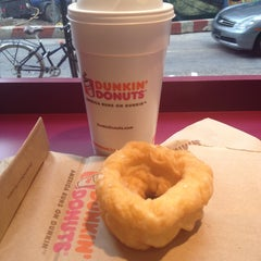 Photo taken at Dunkin' Donuts by ruslana e. on 4/7/2014