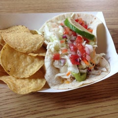 Photo taken at Key West Tacos by Matt P. on 8/3/2014