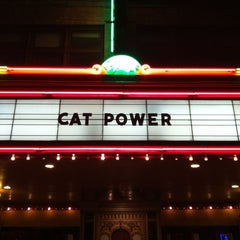 Photo taken at State Theatre of Ithaca by Van V. on 10/19/2012