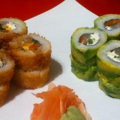 Photo taken at Ocho Sushi - Bar by Valeria S. on 2/7/2013