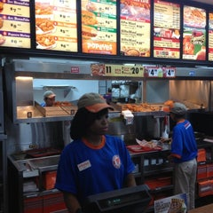 Photo taken at Popeyes by Martin M. on 10/2/2012