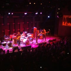 Photo taken at World Cafe Live by James S. on 2/22/2013