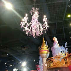 Photo taken at Disney Store by Crystal A. on 4/20/2013