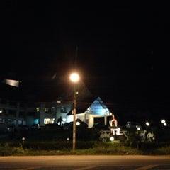Photo taken at Pailyn Hotel (โรงแรม ไพลิน) by Jonny on 6/28/2014